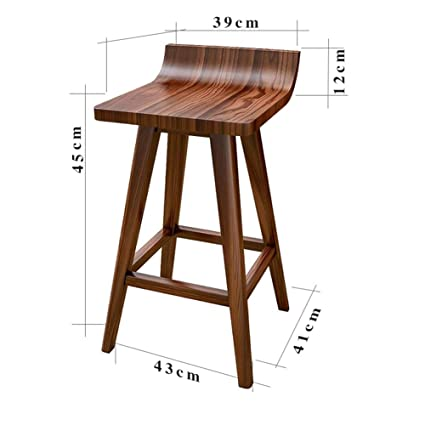 Amazing Amazon Com Stools Footstool Step Stools European Style Bar Andrewgaddart Wooden Chair Designs For Living Room Andrewgaddartcom