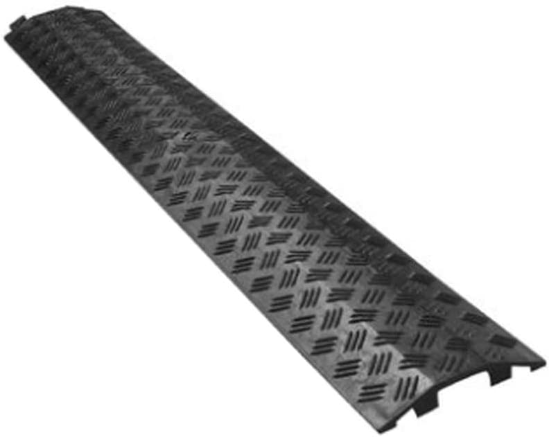 MDBYMX car ramps Cable trunking deceleration Block Cover Layer with a Fixed Floor Protector Organizer 100 13 2cm ramp