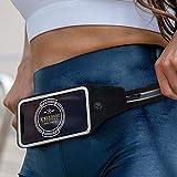 TRIBE Running Belt Waist Pack Phone Holder for