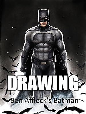 Clip: Drawing Ben Affleck's Batman