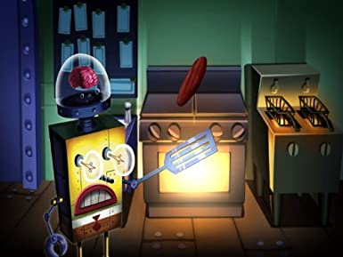 THQ SpongeBob SquigglePants, 3DS, ESP Nintendo 3DS Español ...