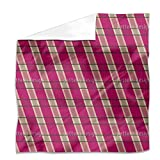 Cross Country Flat Sheet: King Luxury Microfiber, Soft, Breathable