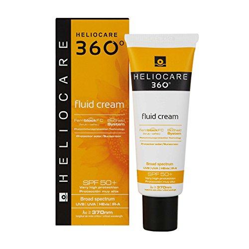 Heliocare 360 Fluid Cream Sun Block / Sun Cream