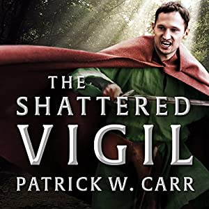 The Shattered Vigil | Livre audio