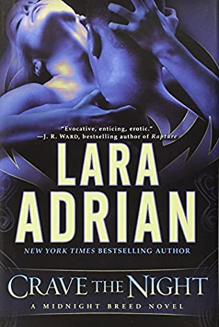 book cover of Crave the Night