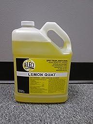 Select Lemon Quat Neutral pH Floor Cleaner Disinfecter (One Gallon)