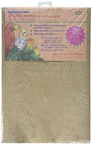 gravel paper bird cage liner buyer's guide
