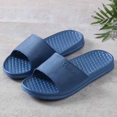 CWJDTXD pantoufles sandales souple légères en hommes la couple de femmes maison Pantoufles mousse intérieur de mer dérapant salle bleu bains d'été Summer 43 fond anti mâle home et pantoufles TqT8a0rw