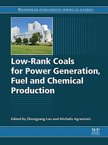 (Low-rank Coals for Power Generation, Fuel and Chemical Production (Woodhead Publishing Series in)