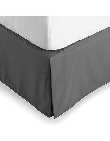 8c4c8974b Bare Home Premium Microfiber Bed Skirt