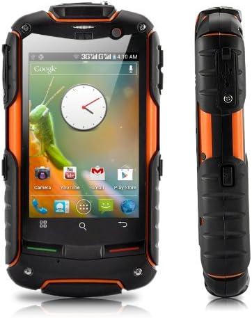 Adventure Smartphone Dual Sim del teléfono móvil Discovery - CPU ...