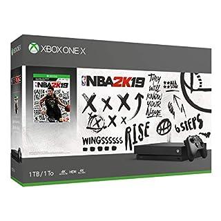 Xbox One X 1TB Console - NBA 2K19 Bundle (Discontinued) (B07GBBT1V4)   Amazon price tracker / tracking, Amazon price history charts, Amazon price watches, Amazon price drop alerts