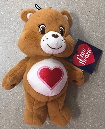 Care Bears 9 inches Very Soft Plush Fully Embroidered For Pets(Caramel)