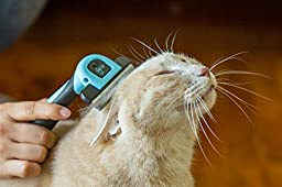 Chirpy Pets Dog and Cat Brush for Shedding