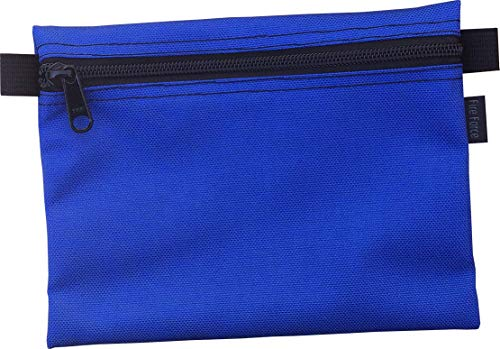 (Fire Force Item #8829 Personal Utility Pouch 6x8 Made in USA (Royal Blue) )