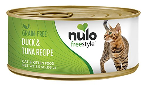 Grain Free High Protein Low Carb Cat Food
