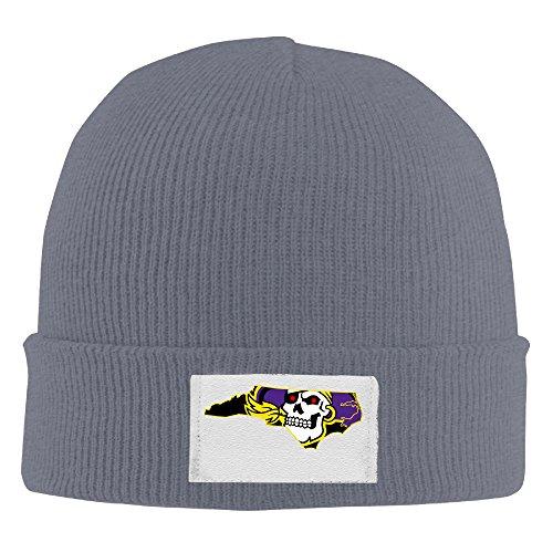 - Winter East Carolina Logo Slouchy Beanie