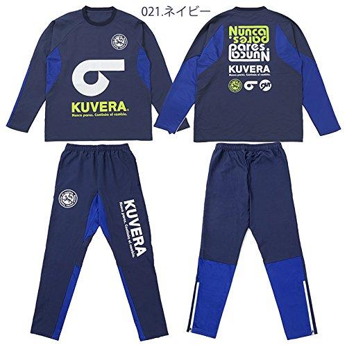 KUVERA/クベラ Notableストレッチピステ&Flexibleストレッチピステパンツ(917506-917507) (ネイビー, L) B078WCVMSB