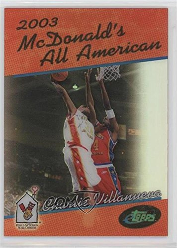 Charlie Villanueva #/1,500 (Basketball Card) 2006 eTopps McDonald's All American - [Base] #CV