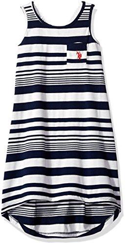 Racerback Girls Dress - 6