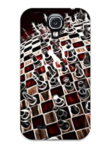 Margaret Dayton's Shop Hot Case Cover Protector For Galaxy S4- Abstract Fractalius 3047672K62549491