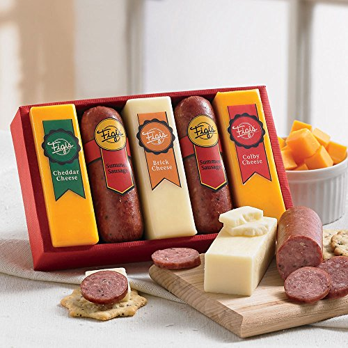 Figi's Meat and Cheese Snack (Meat Cheese Gift)