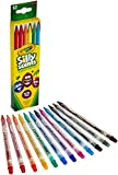 Toys : Crayola 12 Ct Silly Scents Twistables Scented Colored Pencils