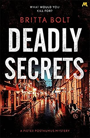 book cover of Deadly Secrets