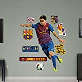 Lionel Messi 2012 Wall Decal 60 x 73in