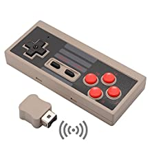 XCSOURCE Wireless Gamepad Handle Joystick Gaming Controller for Nintendo Mini Classic NES Console AC704