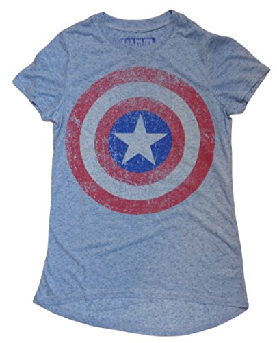 with Captain America T-Shirts design