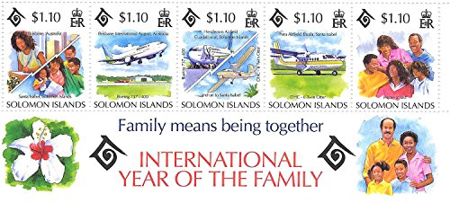 Stamps for Collectors - Solomon Islands MNH Souvenir Sheet / Solomon Islands / (Stamps Solomon Islands)
