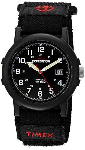 Timex Camper Black Dial - 3