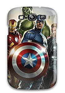 FnkfaGe111kGxEX Avengers Fashion Tpu S3 Case Cover For Galaxy