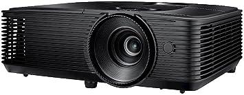 26.7-300.7 16:10 , Optoma H116 videoproyector 3800 l/úmenes ANSI DLP WXGA 677,9-7637,5 mm 1280x800 DLP WXGA 3D Proyector para Escritorio Negro H116 1280x800 3800 l/úmenes ANSI