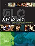 img - for Asi lo veo: Gente, Perspectivas, Comunicaci n (Quia) book / textbook / text book