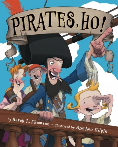 Pirates, Ho! pdf epub