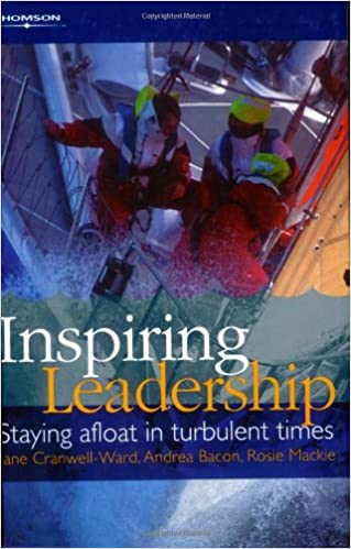 Book Inspiring Leadership: Staying Afloat in Turbulent Times