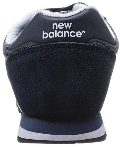 New BalanceML373MMA Unisex-Erwachsene Sneakers Blau