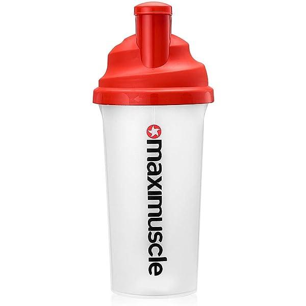 Maximuscle proteína coctelera, 700 ml: Amazon.es: Salud y ...