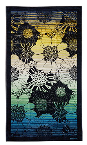 Missoni Home Luxurious Stefanie Beach Towel 71'' x 40'' by Missoni
