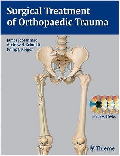Surgical Treatment of Orthopaedic Trauma: 9781588903075