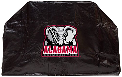 NCAA Alabama Crimson Tide 68-Inch Grill Cover (Ncaa Grill Covers)