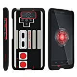 MINITURTLE Case Compatible w/ [Motorola Droid Maxx Case, Droid Ultra Case][Snap Shell] Hard Lightweight Plastic Slim Fitted Protector Snap on case w/ Unique Designs Game Controller For Sale