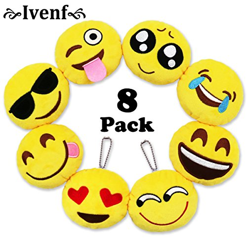 Ivenf Pack of 8 10cm/4
