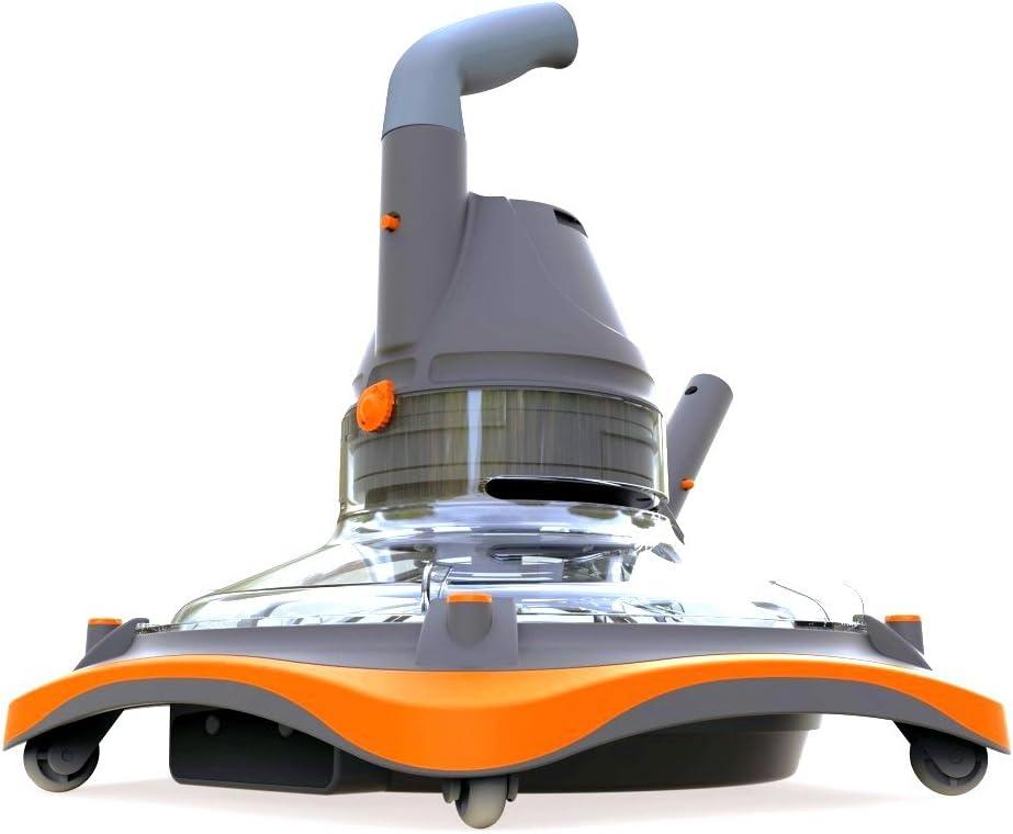 Kokido vektro X400 – Limpiador Manual a batería de litio recargable para limpieza piscina jacuzzi & Spa – Max 12 Mt: Amazon.es: Jardín