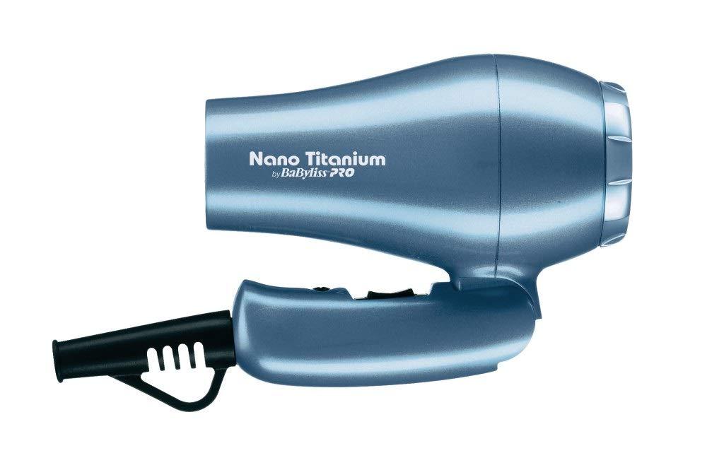 BaBylissPRO Nano Titanium Travel Dryer: Premium Beauty