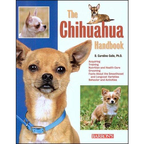 Barrons The Chihuahua Handbook (Rev) Barrons Chihuahua Hdbook (Rev) Books