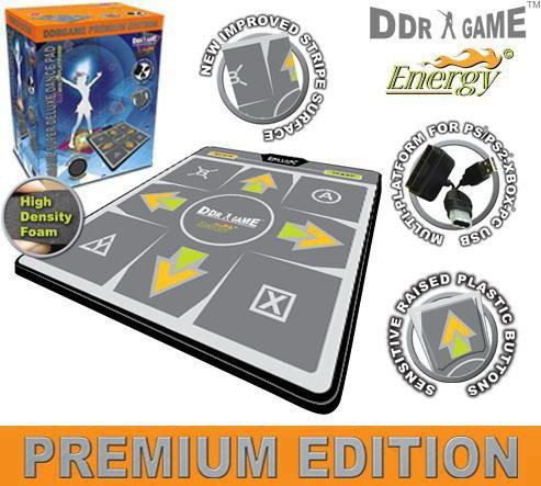 Dance Revolution Energy Foam Deluxe Xbox product image