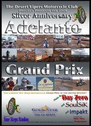 Pee Wee Race - Silver Anniversary Adelanto Grand Prix
